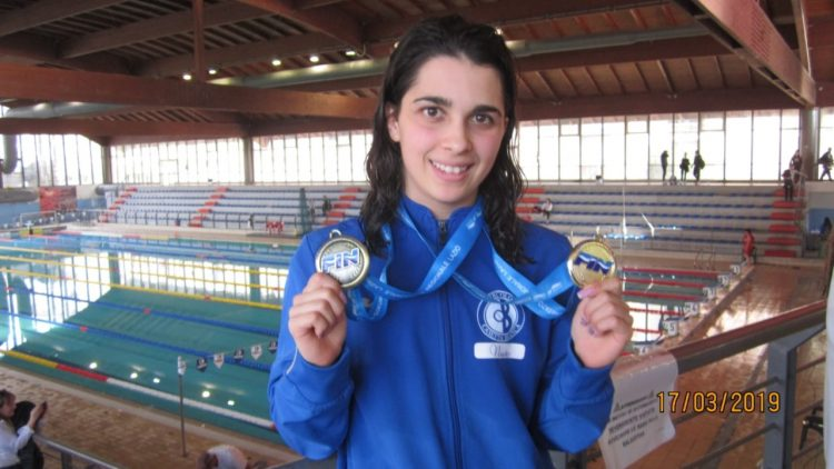 Martina Monaldi è campionessa regionale