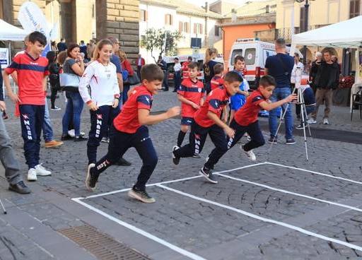 ''Coni e Regione compagni di sport'': grande successo per la seconda tappa