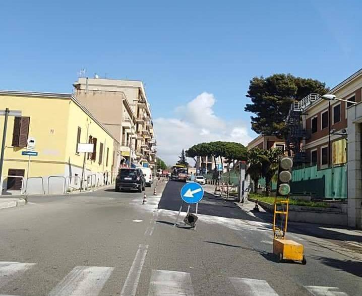 Strade: asfalto e polemiche