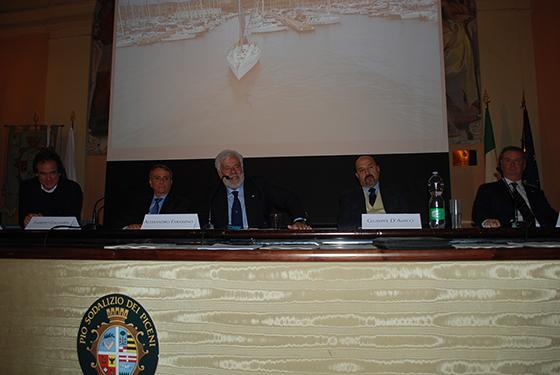 Presentata la XXVI ''Garmin Marine Roma per 1/2/Tutti''