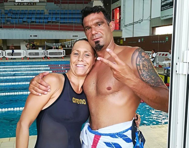Maurizio Valiserra e Michela D'Amico centrano un oro e un argento