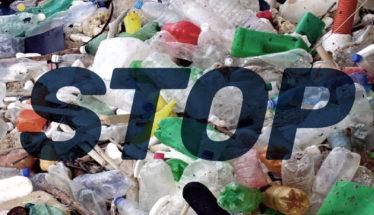 Stop a plastica usa e getta