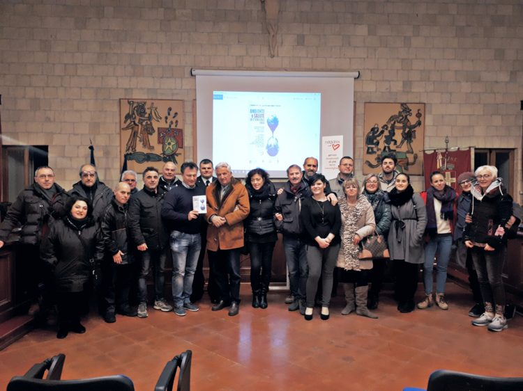 Ambiente e salute, successo per il convegno di Tarquinia nel cuore