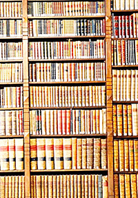 Una mozione per potenziare la biblioteca di Villa Guglielmi