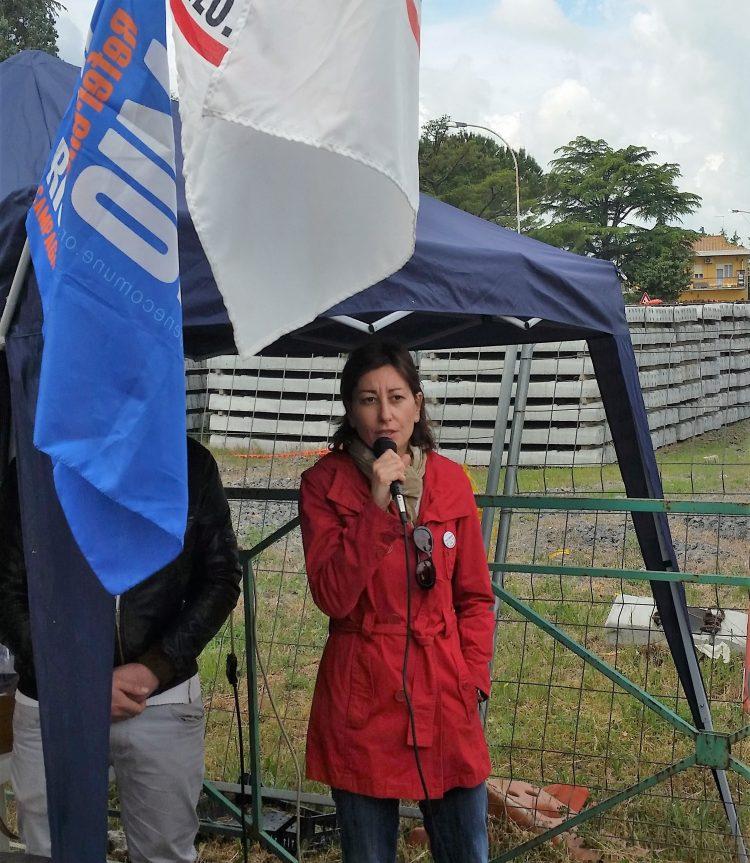 """Silvia Blasi (M5S): """"Netta contrarietà a qualsiasi impianto di trattamento rifiuti"""""""
