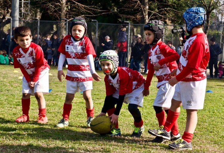 Perché scegliere il rugby? Il Crc invita tutti all'open day