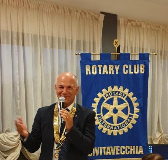 Rotary Club: Meomartini nuovo presidente