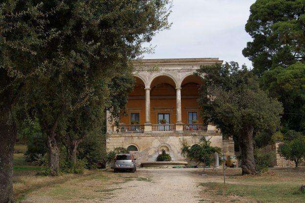 Anche Villa Bruschi Falgari di Tarquinia tra i luoghi del cuore del Fai