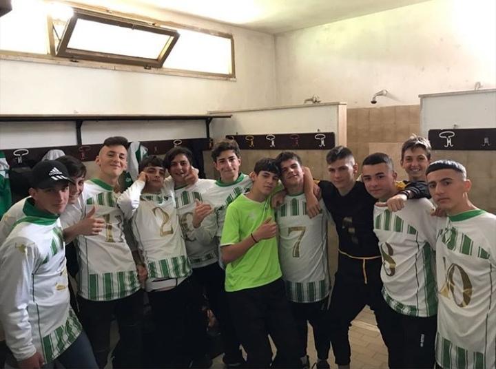 L'Under 16 Regionale vince 3-0… a tavolino