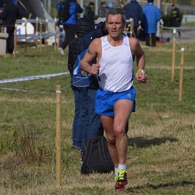 Gabriele Granella 4° nella categoria M40