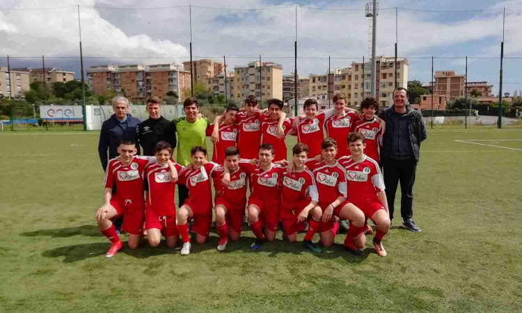 Fantastica Under 15 Regionale: salvezza conquistata