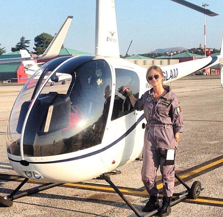 Giovane elicotterista di Tarquinia salva cinque feriti dopo lo schianto di un velivolo militare
