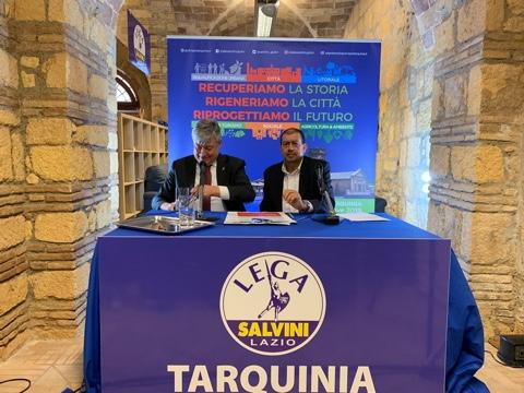 Amministrative Tarquinia, Alessandro Giulivi è il candidato sindaco della Lega