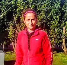 Loredana Ricci insignita della  ''Quercia al merito atletico''