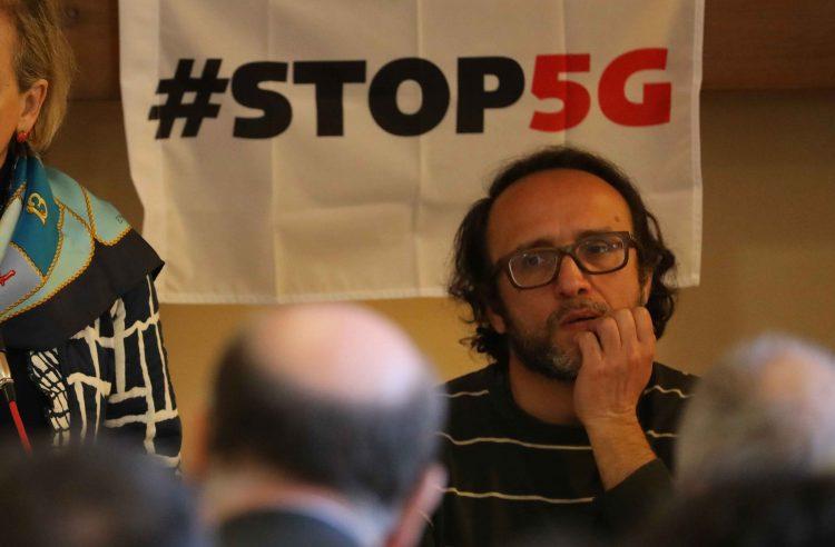 Maurizio Martucci: «Elettrosmog rischioso per la salute. Il sindaco tuteli i cittadini con una delibera Stop 5G»