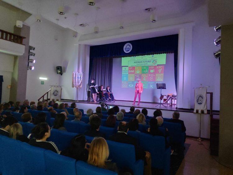 Quest'oggi convegno Agenda Futuro al teatro della Fondazione Cariciv