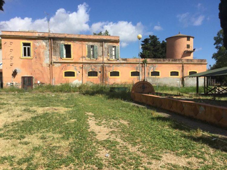 Parco Spigarelli, consegnate le aree  del parco all'Enel