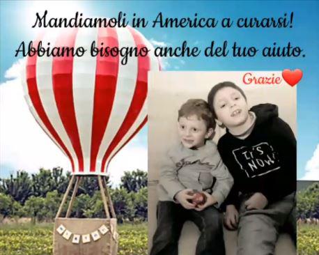 Tutti uniti per Marco e Francesco