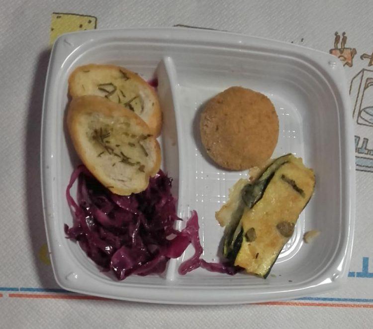 Mense scolastiche: test alimentari con riscontri tutti positivi