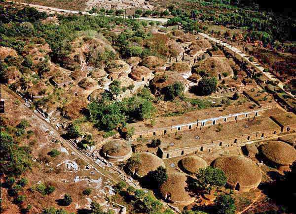 Necropoli della Banditaccia da 15 anni patrimonio Unesco