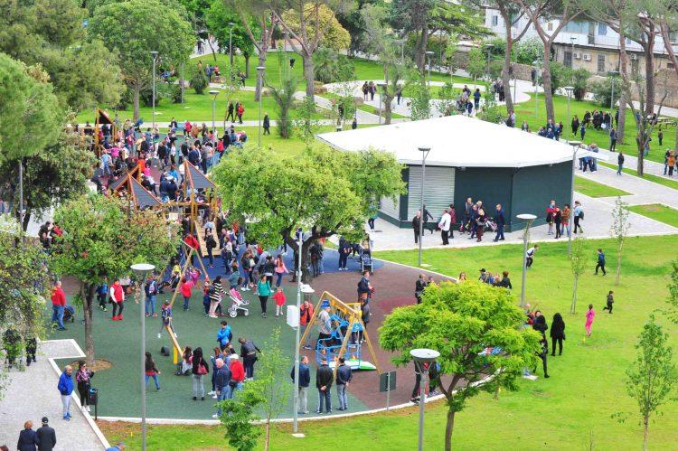 Parco della Resistenza, si parte con i servizi di base: slitta l'apertura del bar