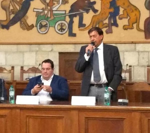Tarquinia, la Lega di Salvini presenta il candidato sindaco