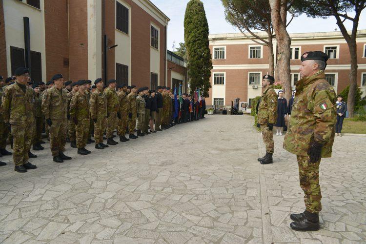 Il Cesiva celebra la festa dell'Esercito italiano