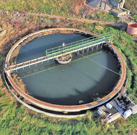 Depuratore Ostilia: affidata la gestione dell'impianto fino a dicembre