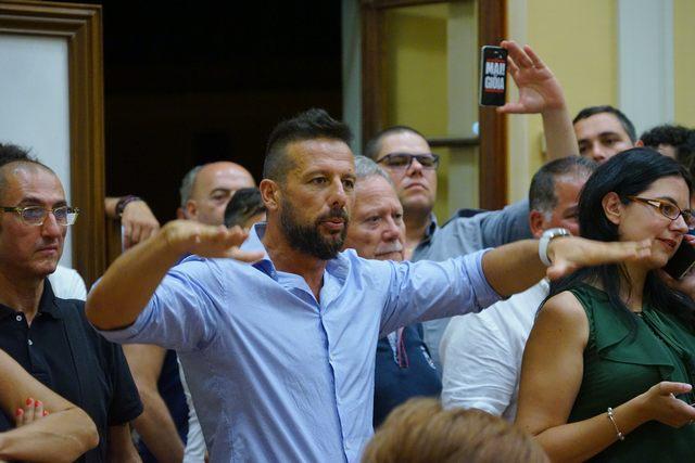 Frascarelli: ''Menditto chieda scusa al presidente dell'Osservatorio Ambientale''