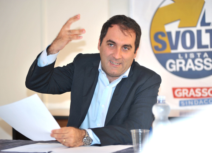 """Ricorso elettorale, Grasso: """"L'avvocato di Cozzolino fa ostruzionismo"""""""