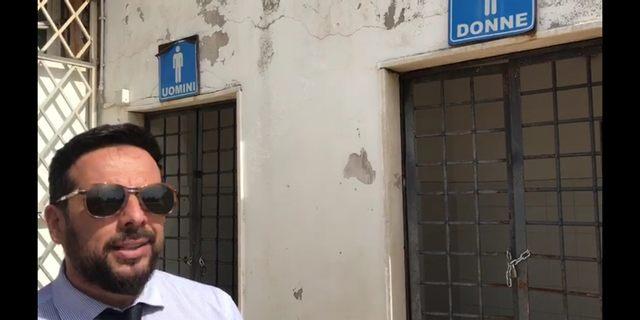 Frascarelli: ''Alla Marina neanche i bagni si è riusciti ad aprire''