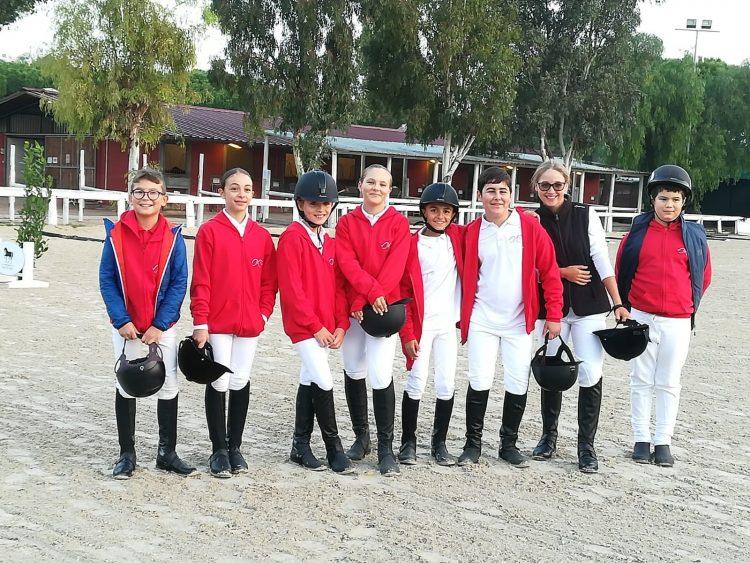 La Star Olena Ranch di Santa Marinella protagonista ai campionati nazionali di Ostia