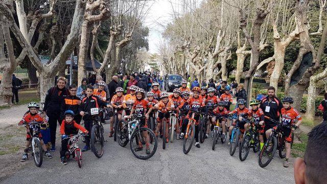 Il Team Bike Civitavecchia fa festa a Orvieto, Blera e Vetralla