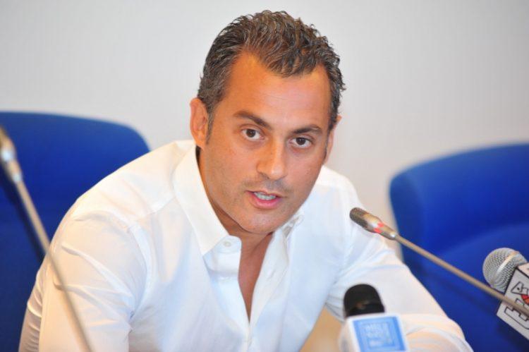 Delrio annuncia: Pasqualino Monti a Palermo