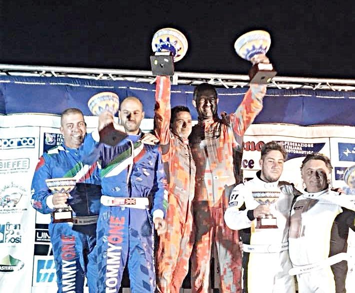 Il Tommy Racing team vicino al tetto del mondo