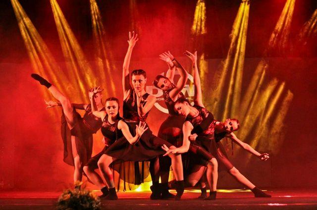 Le ballerine della Dance World prime classificate