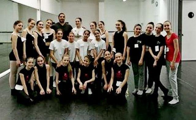 Grande successo per il 3° ''Dance Twinning Week Italia-Usa''