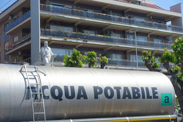 Emergenza idrica: parte la class action