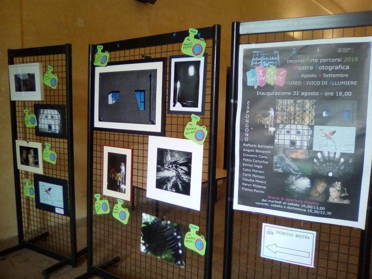 Mostra fotografica al museo civico