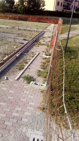 Cerveteri, opere pubbliche: cantieri aperti a Parco Borsellino