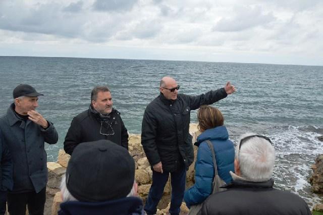 Tarquinia, una strategia per difendere Porto Clementino