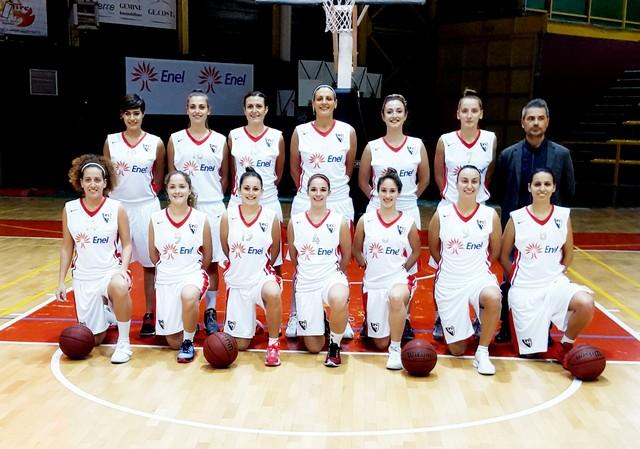 Semifinali playoff: l'Enel Santa Marinella pronta alla doppia sfida col Cavezzo