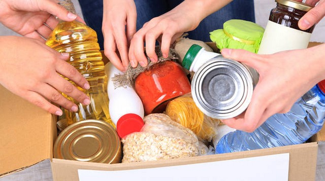 Sabato 18 giugno raccolta alimentare alla Conad di Cerveteri e alla Coop di Cerenova