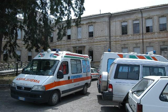 Ospedale di Tarquinia: fondi per un nuovo sistema antincendio
