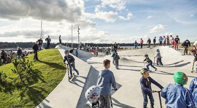 Skate park, terminato l'iter comunale
