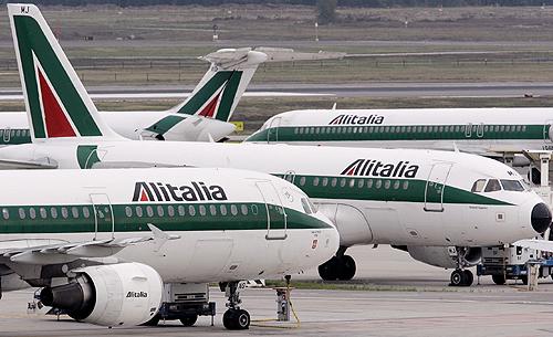 Alitalia: «Se si continua  a puntare sui voli low cost lasceremo Fiumicino»