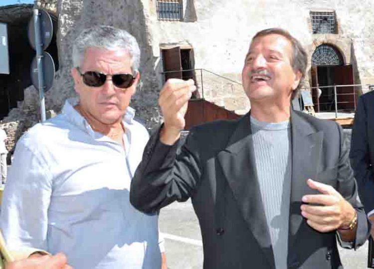 Tidei: «Gli elettori hanno scelto me, Luciani l'ho nominato io»