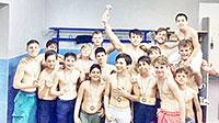 Olimpia Club, ottimi successi nella pallanuoto