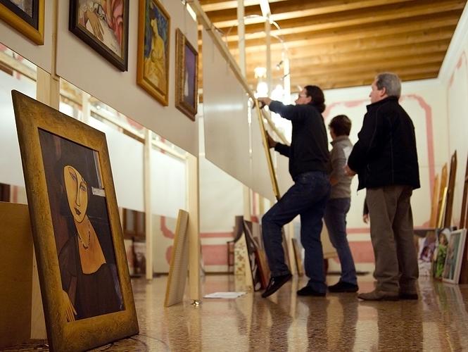 ''La Ferrata 2015'': esposte opere di alto valore artistico