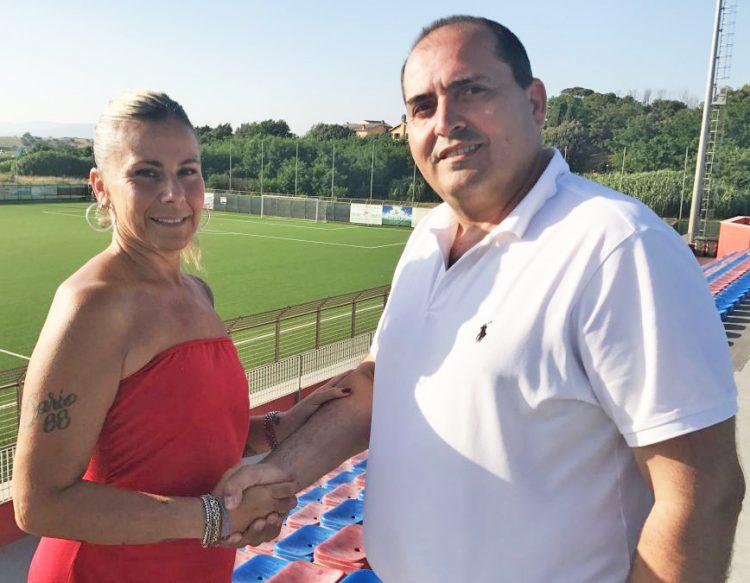 Barbara Del Greppo è il nuovo vice presidente del Ladispoli